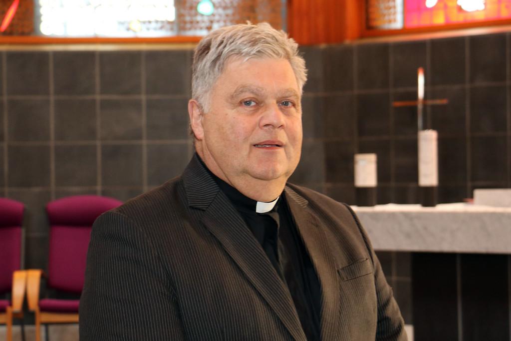 Sr. Guðmundur Karl Ágústsson
